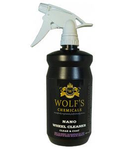 WF 2N Nano Wheel Cleaner - CLEAN & COAT